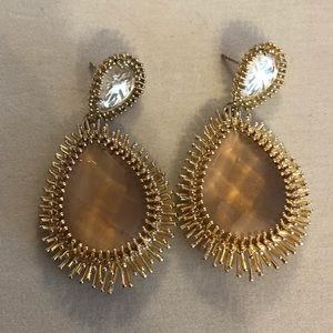 Kendra Scott earrings - worn once